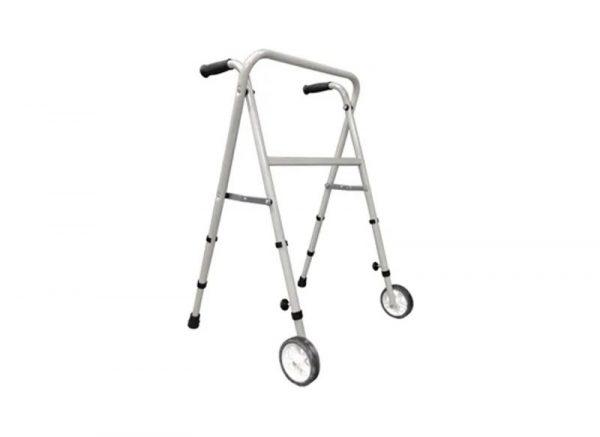 Andador tijera con ruedas