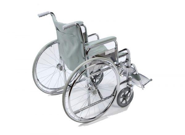 2 – Silla de ruedas de autotransporte importada