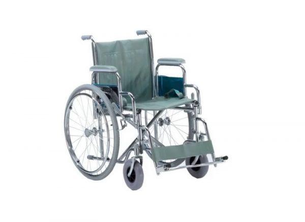 3 – Silla de ruedas de autotransporte neumática