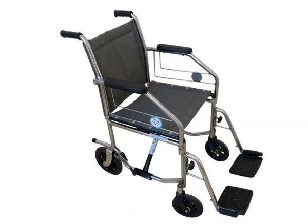 5 – Silla de ruedas de transporte
